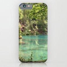 Blausee iPhone 6 Slim Case