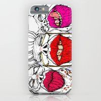 iPhone & iPod Case featuring Old Babes by Julia Emiliani