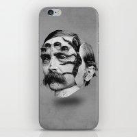 The Amazing Man-Spider iPhone & iPod Skin