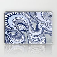 Blue Taffy Laptop & iPad Skin