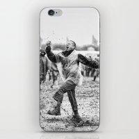Mud and Techno iPhone & iPod Skin