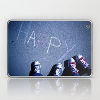 H A P P Y Laptop & iPad Skin