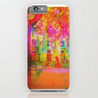 Multiplicitous extrapolatable characterization. 21 iPhone 6 Slim Case