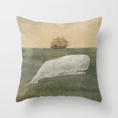 Far From Nantucket  Throw Pillow