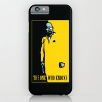 iPhone & iPod Case featuring The One Who Knocks by WinterArtwork
