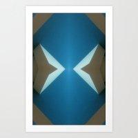 sym6 Art Print
