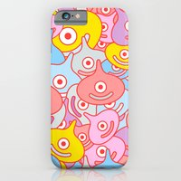 iPhone & iPod Case featuring Valenslimes by KOMBOH