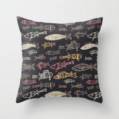 Kalat pattern Throw Pillow