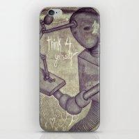 Think4yourself iPhone & iPod Skin