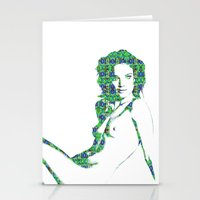 Nude: Natalia Vodianova Fashion Stationery Cards