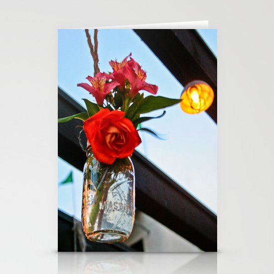 Outdoor Decor Stationery Card