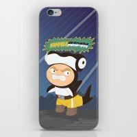 The Great Hammerheadman iPhone & iPod Skin