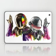 Daft Punk  Laptop & iPad Skin