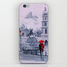 Sophia Square In Kiev iPhone & iPod Skin