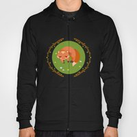 sleeping mr fox Hoody