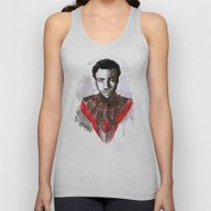 Donald For Spider-Man Unisex Tank Top