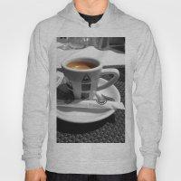 Coffee - espresso Hoody