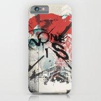 I Remember Nothing iPhone 6 Slim Case