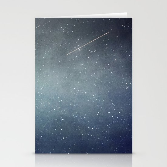 Wish Upon A Star Stationery Card