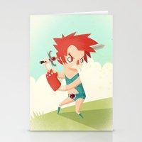 Lion-O Stationery Cards