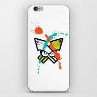 Splatoon - Turf Wars 4 iPhone & iPod Skin