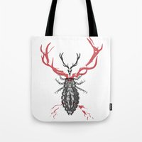 Hannibal's Totem Tote Bag