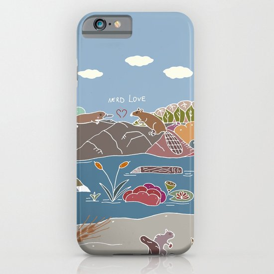 NERD Love iPhone & iPod Case