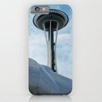 Space Needle iPhone 6 Slim Case