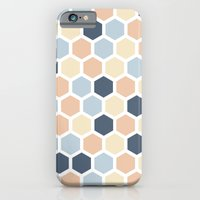 iPhone & iPod Case featuring Honeycomb by 603 Creative Studio