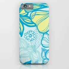 Oceanic Floral  Slim Case iPhone 6s