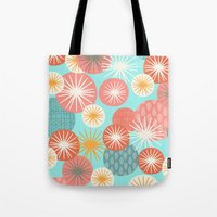 Fun Burst Tote Bag
