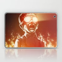 FIREEE! Laptop & iPad Skin