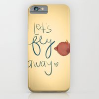 iPhone & iPod Case featuring If you were born without wings, do nothing to prevent them from growing. - Coco Chanel by rubybirdie