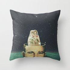 The Odyssey Throw Pillow