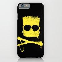 Pochoir - Bart iPhone 6 Slim Case