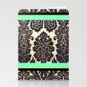 Chic Pattern Stationery Cards