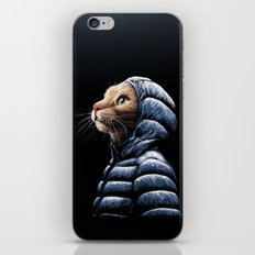 COOL CAT iPhone & iPod Skin
