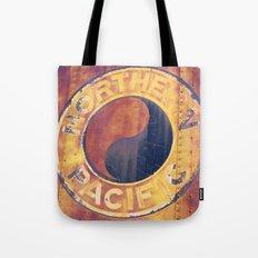 Rust and Memories Tote Bag