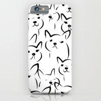 Mate,Friends,French Bull… iPhone 6 Slim Case