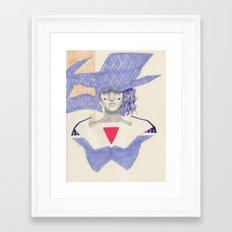 Nonsensical Play 3 Framed Art Print