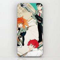 Gekkan Shoujo Nozaki-kun iPhone & iPod Skin