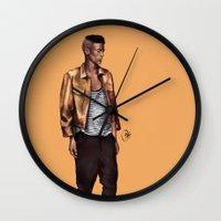 Bellwars Wall Clock