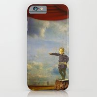 The boy and his mouse iPhone 6 Slim Case