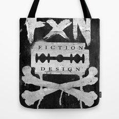 Fiction Design Tote Bag
