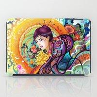 Trance iPad Case