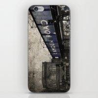 Camden Road Train Station iPhone & iPod Skin