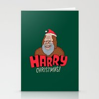 Harry Christmas! Stationery Cards