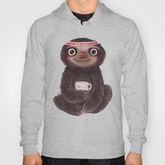 Sloth I♥lazy Hoody