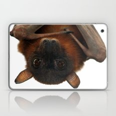 Little Red Flying Fox Hanging Out Laptop & iPad Skin