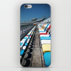 Daytona Grandstand iPhone & iPod Skin